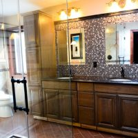 Custom Pocono Bathroom Remodeling - Robert Ace Construction