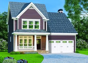 #4A Parkway Dr. Stroudsburg, PA Lot Brodhead Home Design