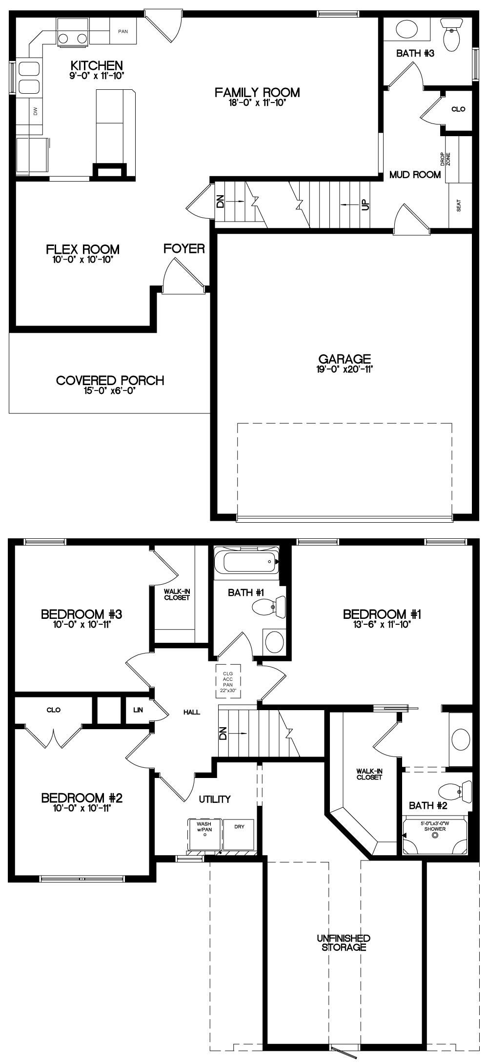 Sullivan floor plan sullivan robert k ace jr construction for Sullivan floor plan