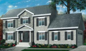 New Construction HOme Lot 102, Northgate Estates - Edgemont Rd Stroudsburg PA 18360