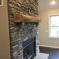 Fireplace Mantle (2)