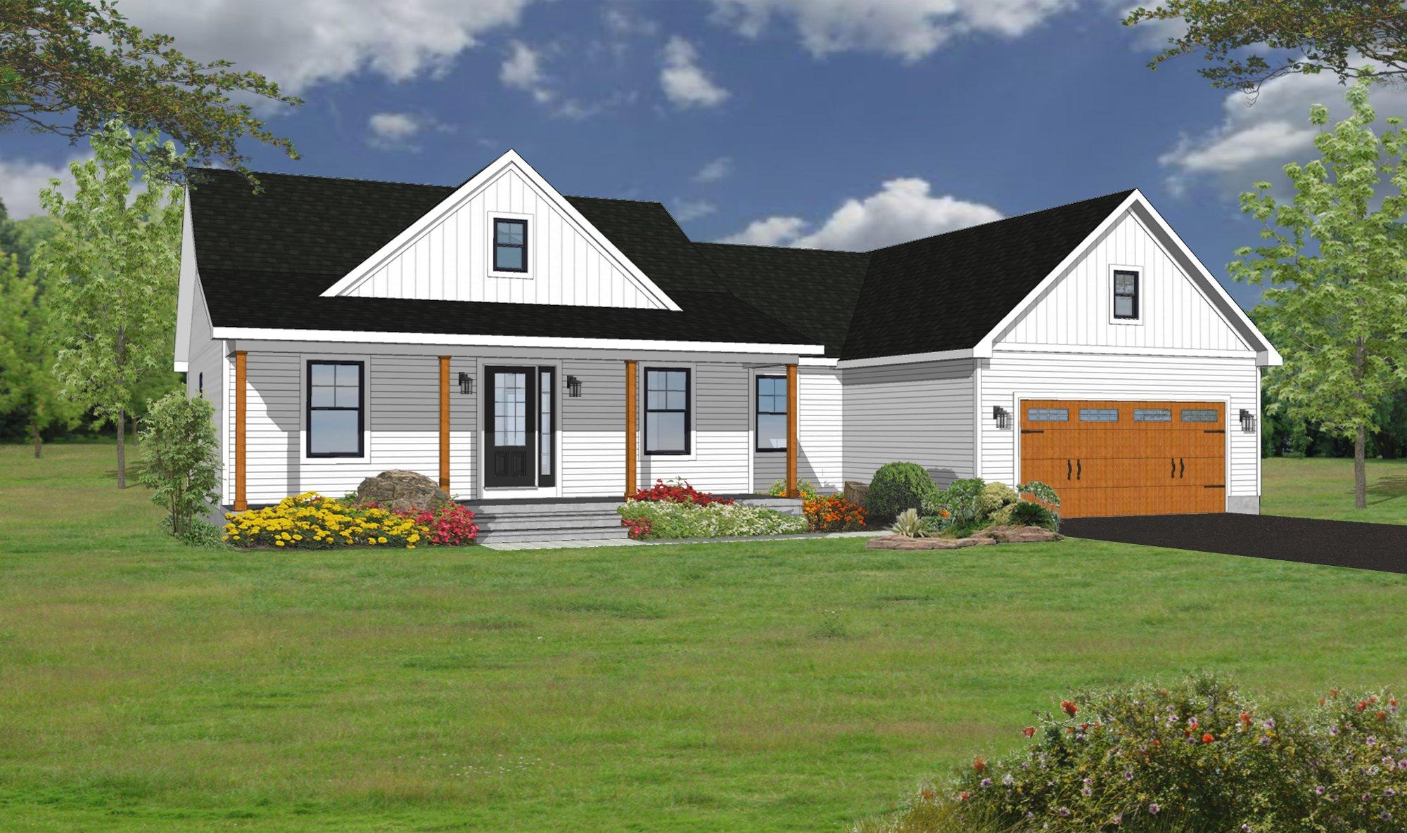 Hideaway Hills Swiftwater II Home Design