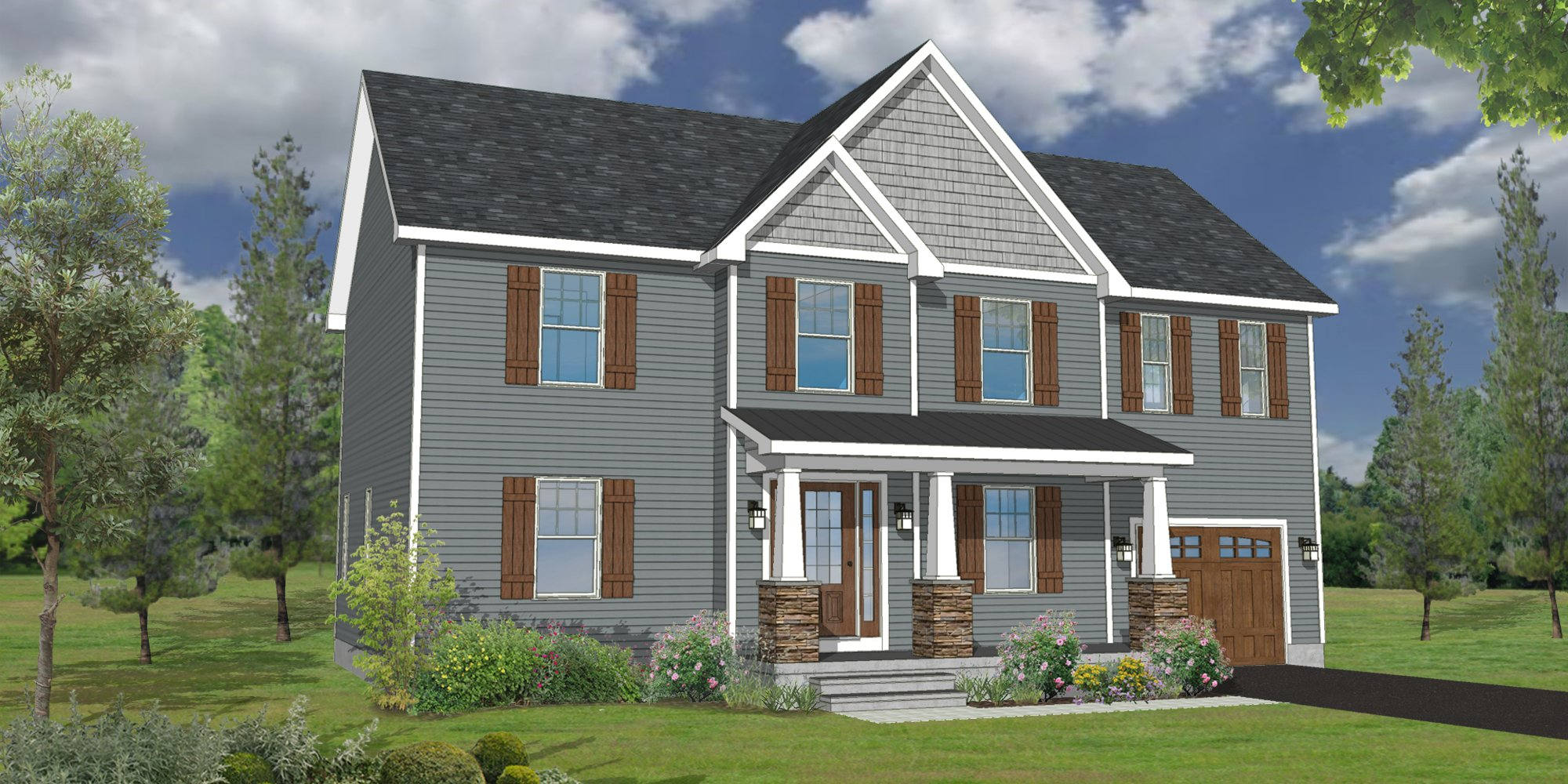 Hideaway Hills Apenzell III Home Design