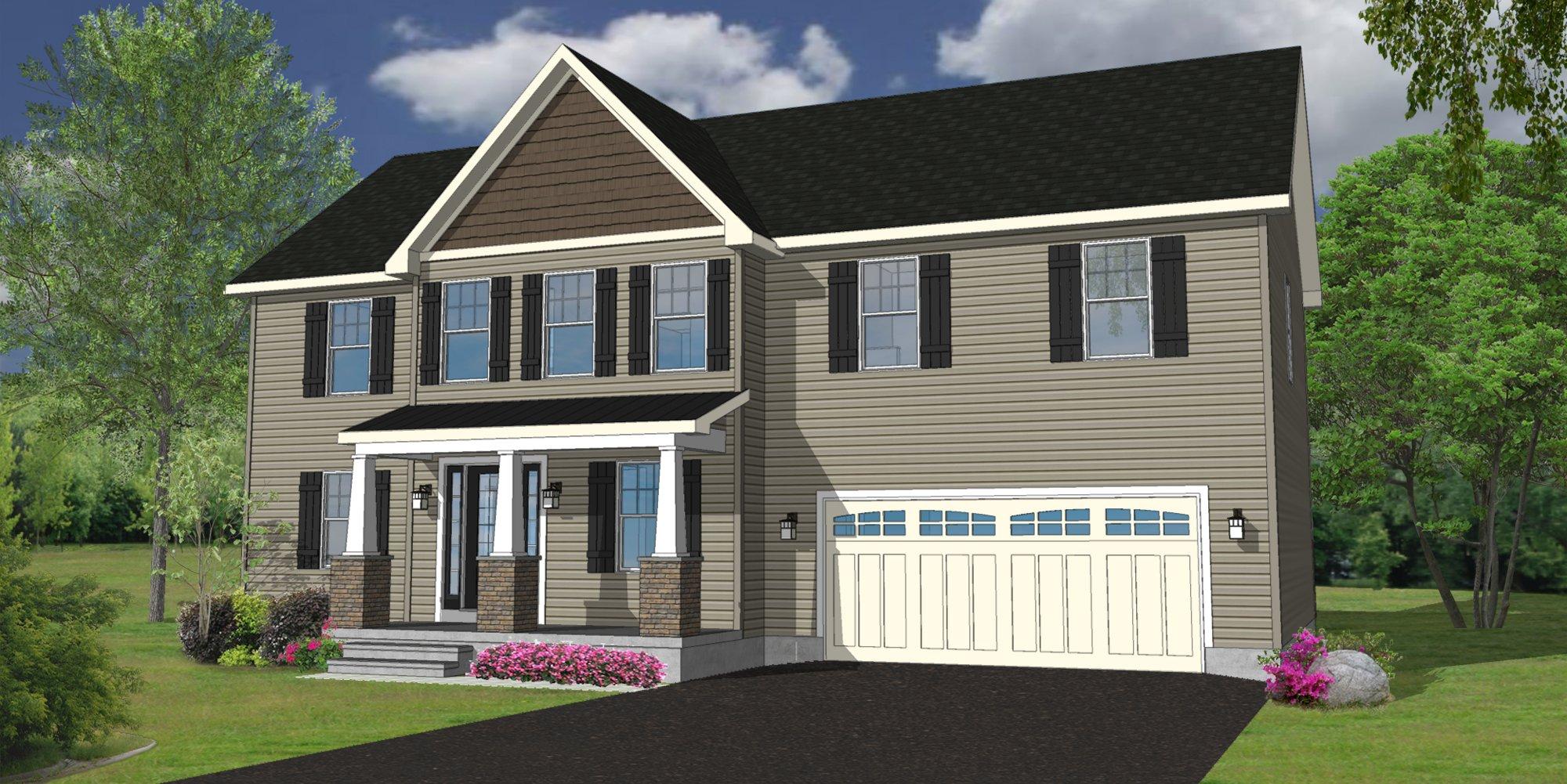 Hideaway Hills Levitt III Home Design