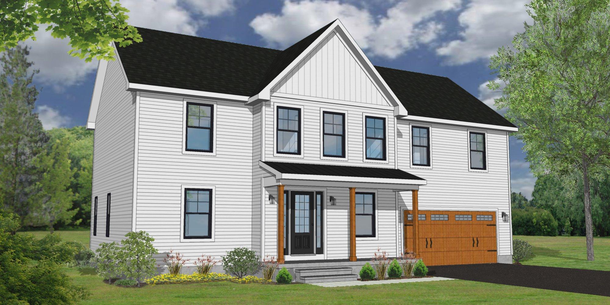 Hideaway Hills Levitt II Home Design