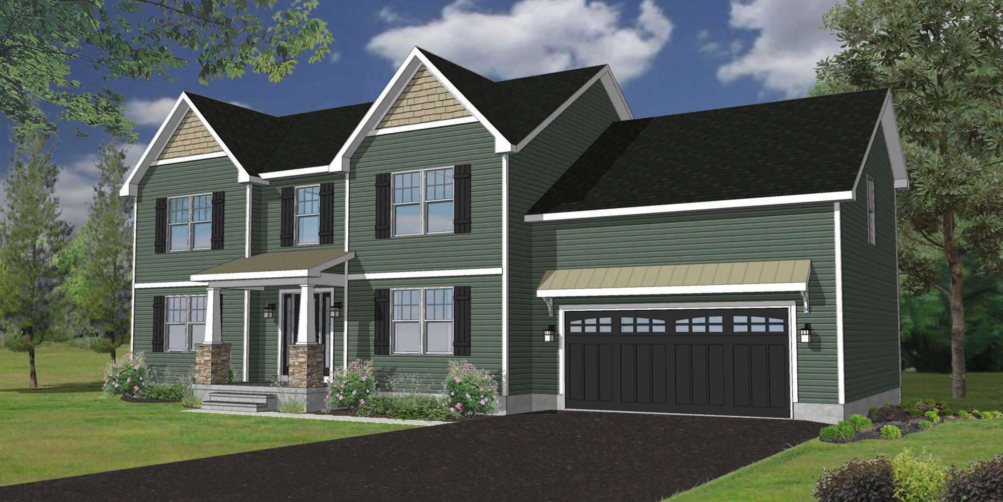 Hideaway Hills Kistler III Home Design