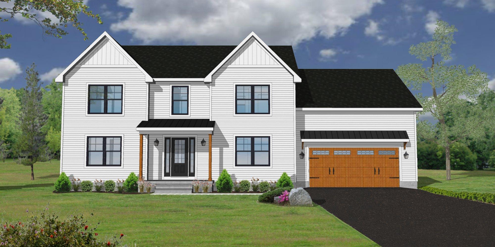 Hideaway Hills Kistler II Home Design