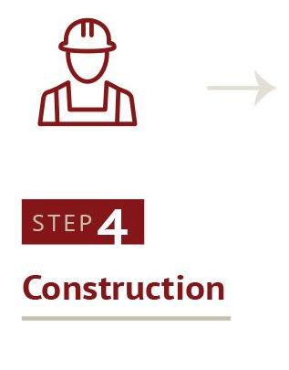 Step 4 Construction