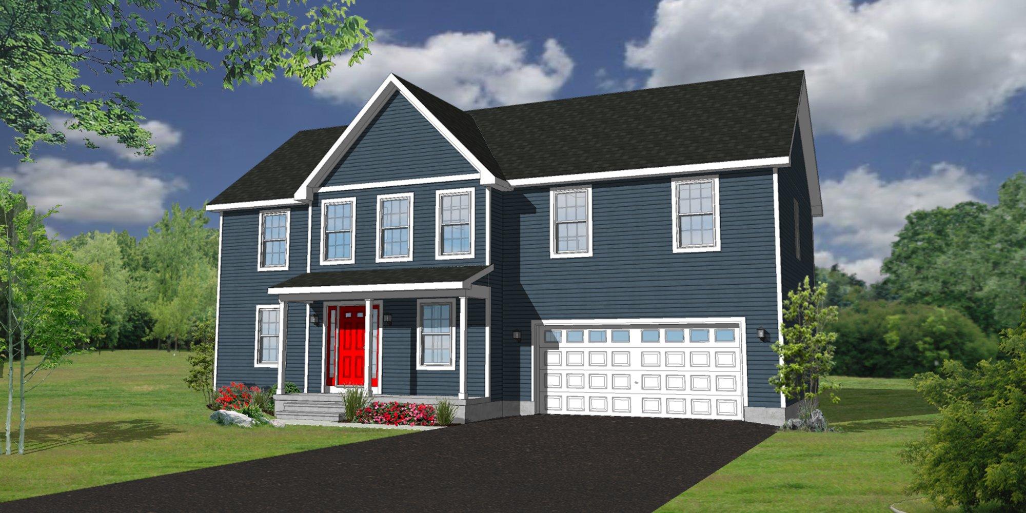 Levitt I Home Design