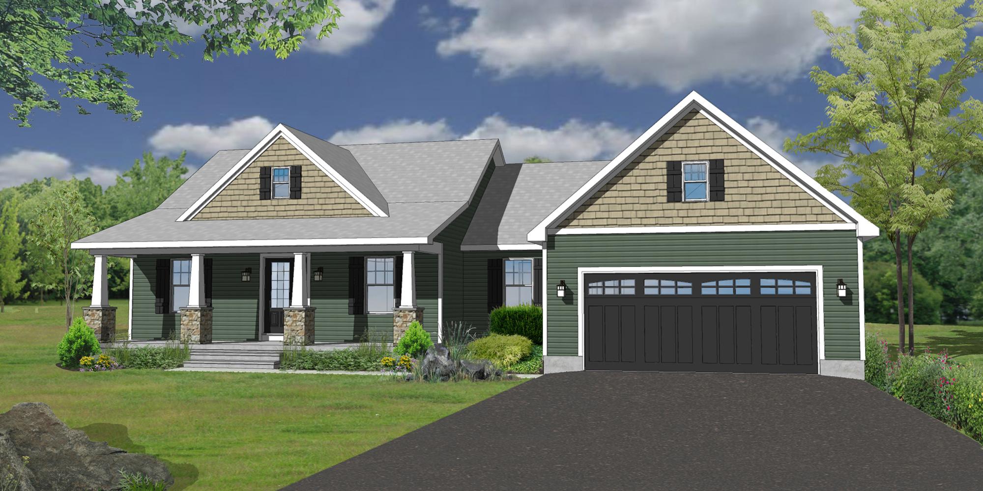 Hideaway Hills Swiftwater III Home Design